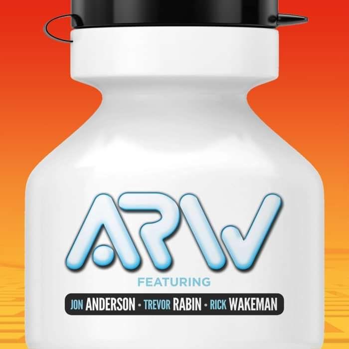 ARW Logo Water Bottle - ARW
