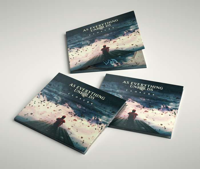 AS EVERYTHING UNFOLDS - CLOSURE (PHYSICAL CD) - As Everything Unfolds