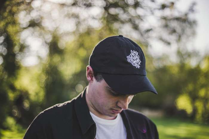 ROSE & LOGO DAD CAP - As Everything Unfolds