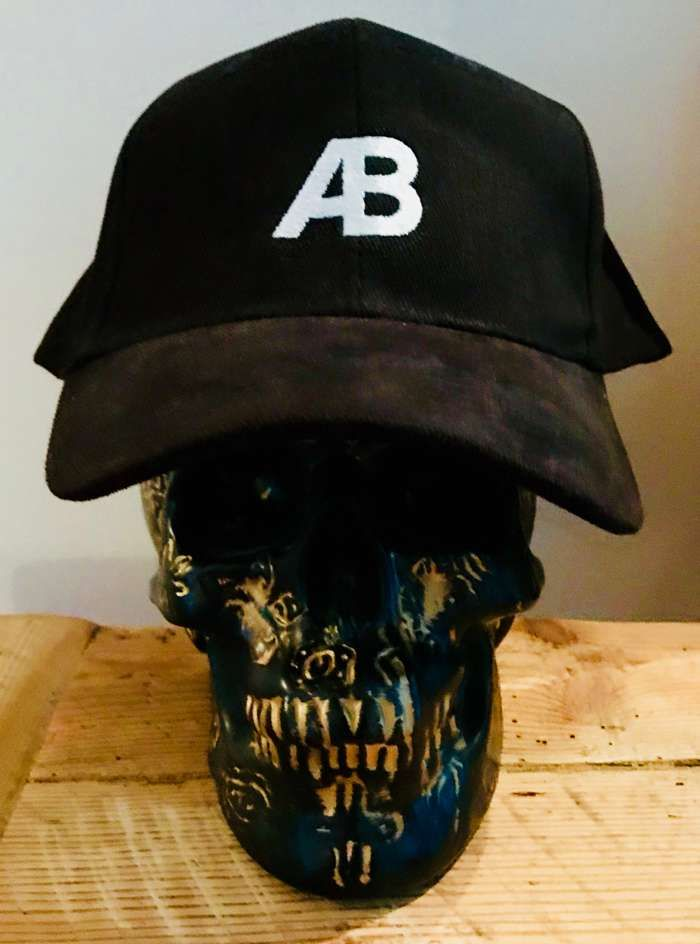 AB Cap - Black - Astroid Boys