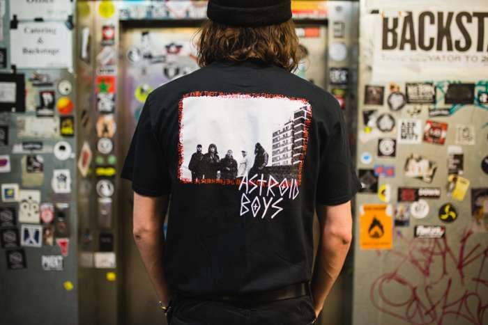 FOREIGNERS PHOTO T-SHIRT - Astroid Boys