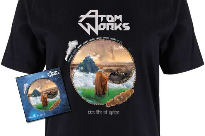 CD + T-Shirt Bundle - Atom Works