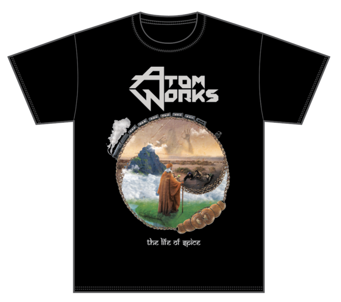 The Life of Spice T-shirt - Atom Works
