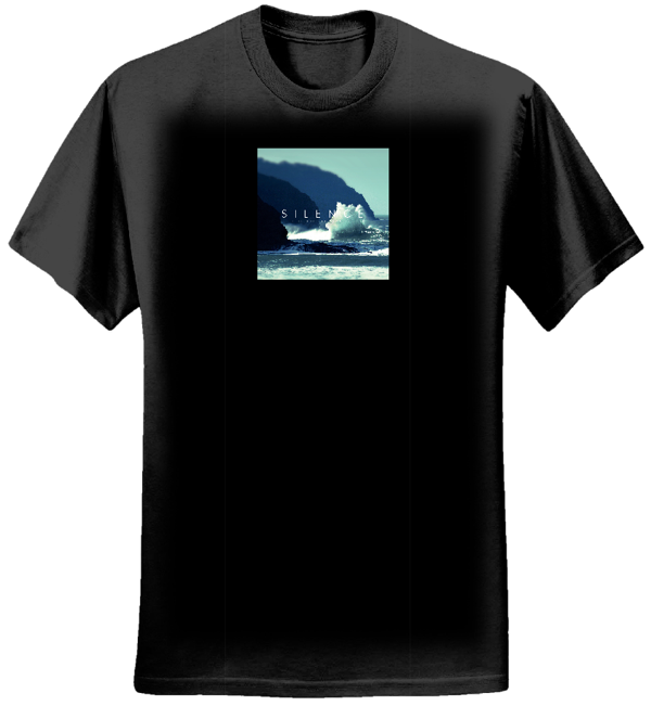 Silence T-Shirt (Debut Album Artwork) - Auction for the Promise Club