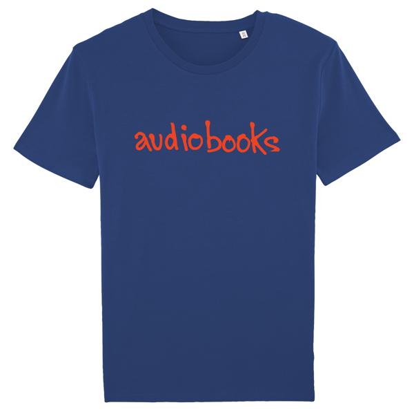 Unisex audiobooks T-shirt - audiobooks