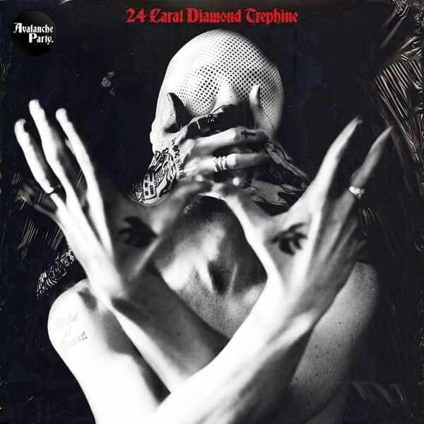 24 Carat Diamond Trephine - CD - Avalanche Party