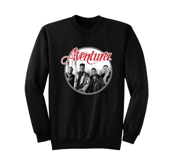 Aventura Photo Crewneck Sweatshirt - Aventura
