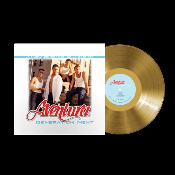 Generation Next Gold Vinyl LP - Aventura