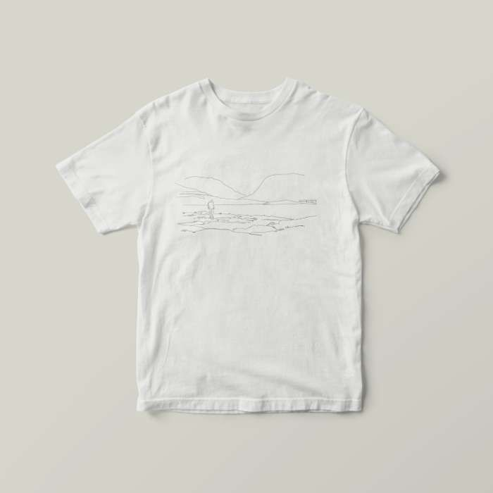 By the Sea (one line) - T-Shirt - Axel Flóvent USA