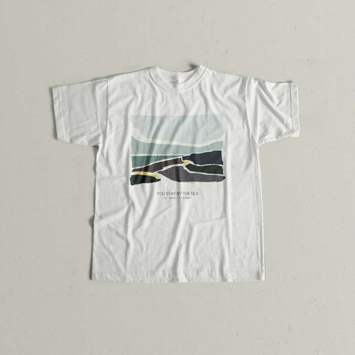 By the Sea (puzzle) - T-Shirt - Axel Flóvent USA