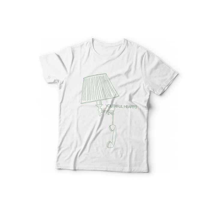 White T Shirt - Axel Flóvent