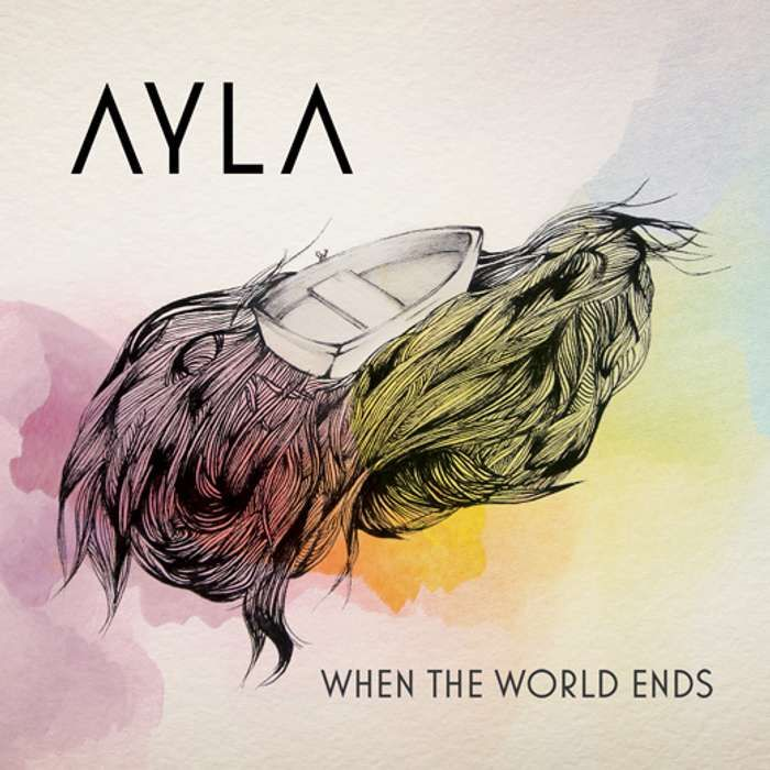 When The World Ends EP Physical - AYLA
