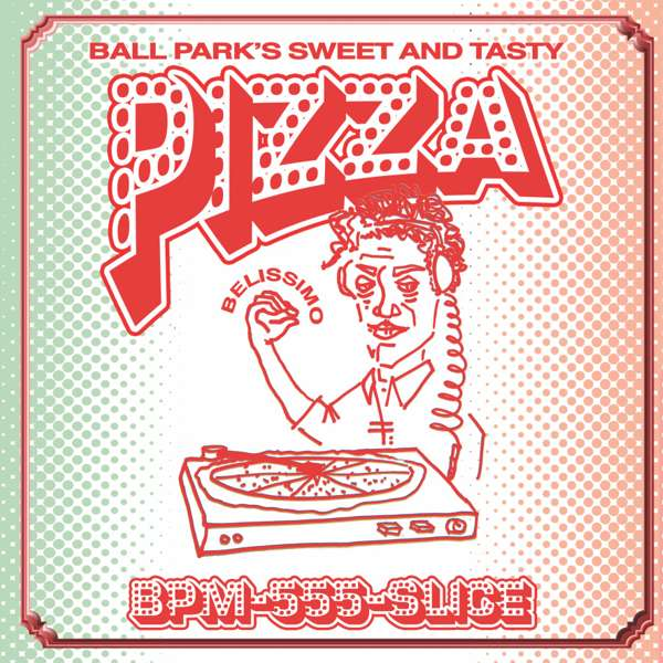 BPM Pizza Box - Ball Park Music