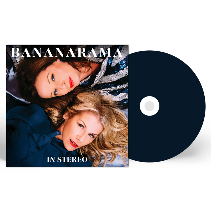 In Stereo (Limited Signed CD) - Bananarama