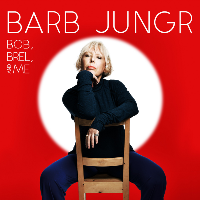 Bob, Brel and Me (Digital Download) - Barb Jungr