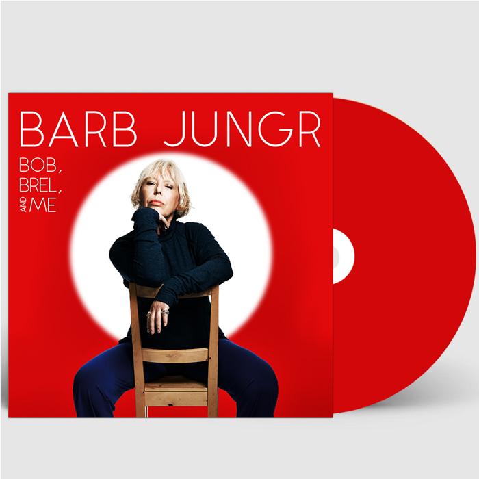 Bob, Brel & Me (Signed CD) - Barb Jungr