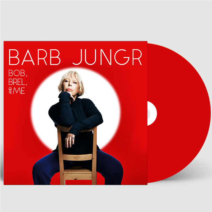 Bob, Brel and Me (Signed CD) - Barb Jungr