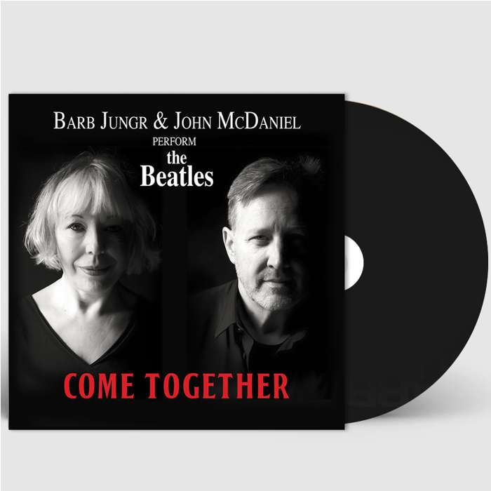 Come Together (Signed CD) - Barb Jungr