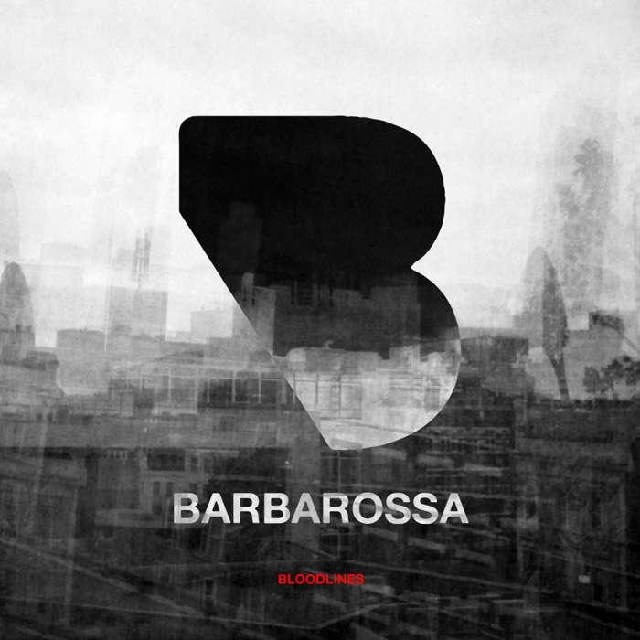 Barbarossa - Bloodlines - CD - Barbarossa