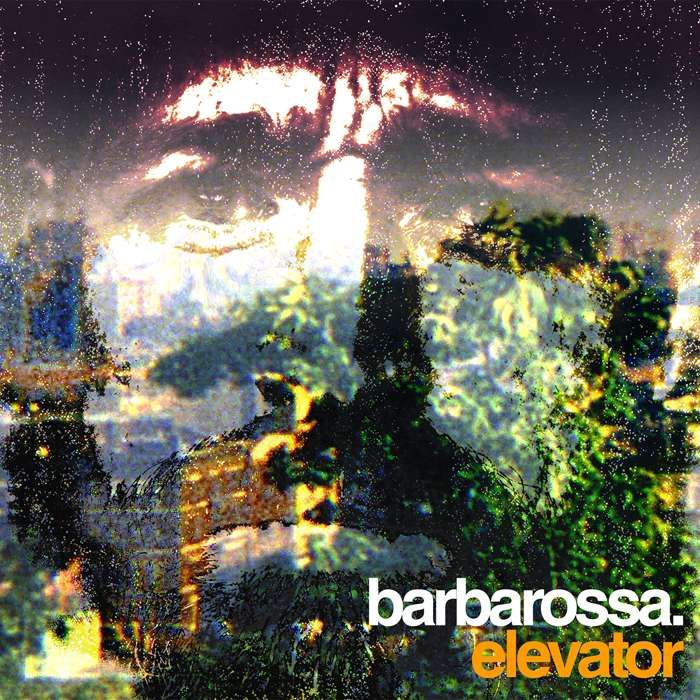 Barbarossa - Elevator vinyl EP - Barbarossa
