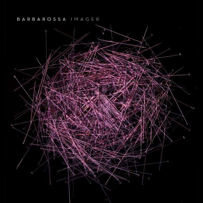 Barbarossa - Imager - CD - Barbarossa