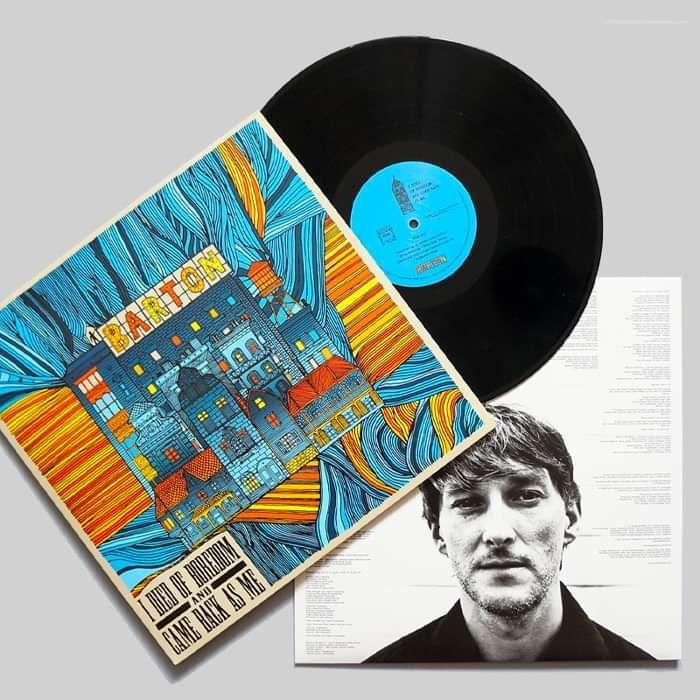I Died of Boredom & Came Back As Me (Vinyl) - Barton Hartshorn