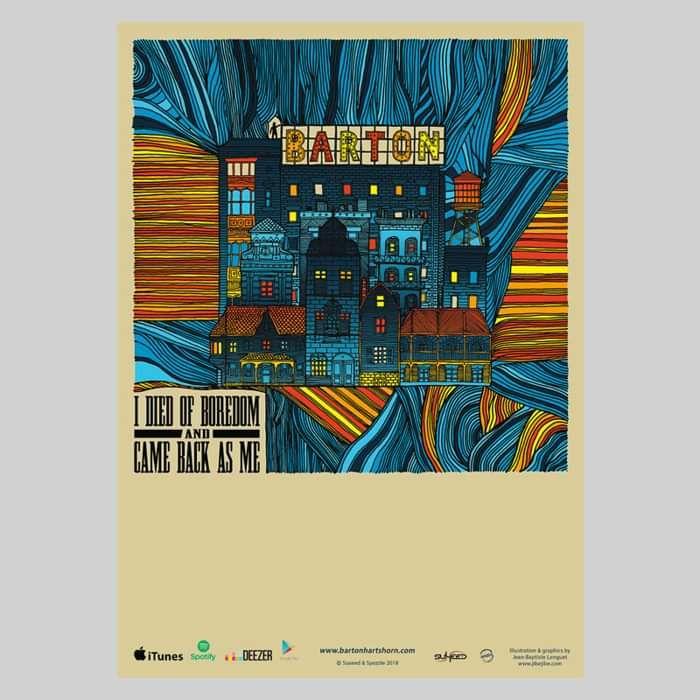 Poster A3 - Barton Hartshorn