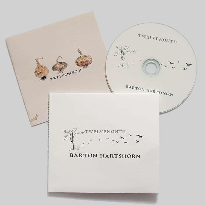 Twelvemonth (CD) - Barton Hartshorn