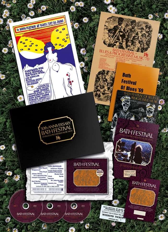 50th Anniversary of the Bath Festival - Box Set - Bath Festival 50th Anniversary Box Set
