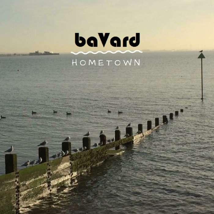 CD Single - Hometown - Bavard