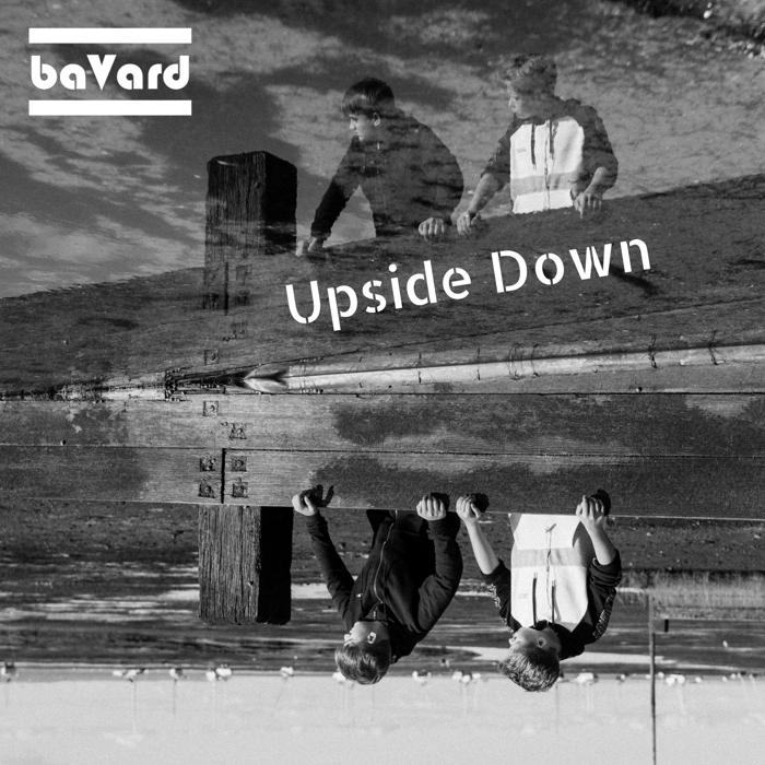 CD Single - Upside Down - Bavard