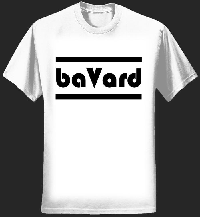 Women's White T-Shirt - baVard - Bavard