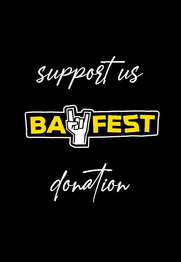 DONATION - SUPPORT US - BayFest