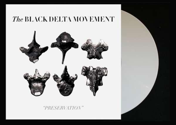 "Preservation 12"" Vinyl - The Black Delta Movement"