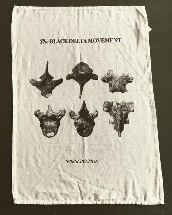 Preservation Commemorative Tea Towel. - The Black Delta Movement