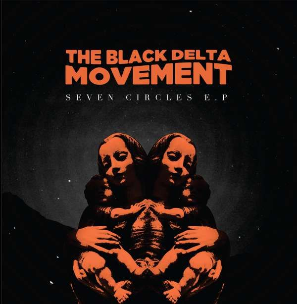"Seven Circles 12"" - The Black Delta Movement"