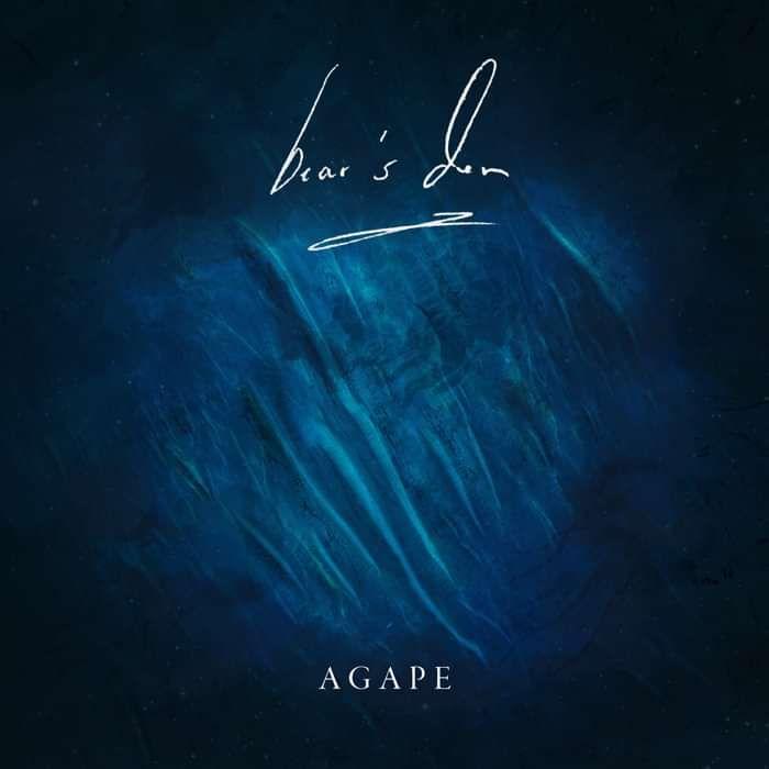 """Agape 10"""" Vinyl - Bear's Den"""
