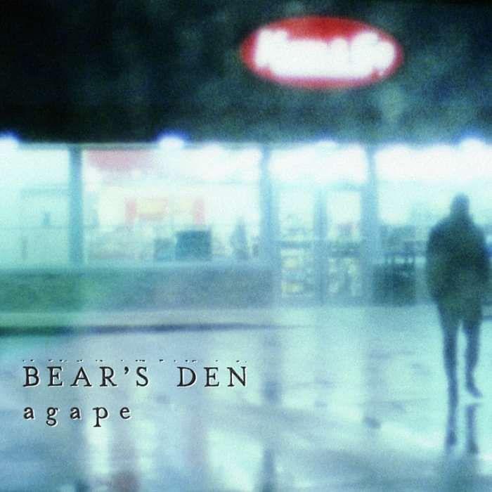 Agape - CD - Bear's Den