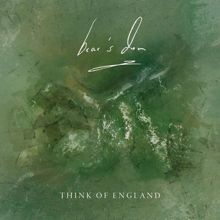 "Think Of England 10"" Vinyl with Digital Download - Bear's Den"