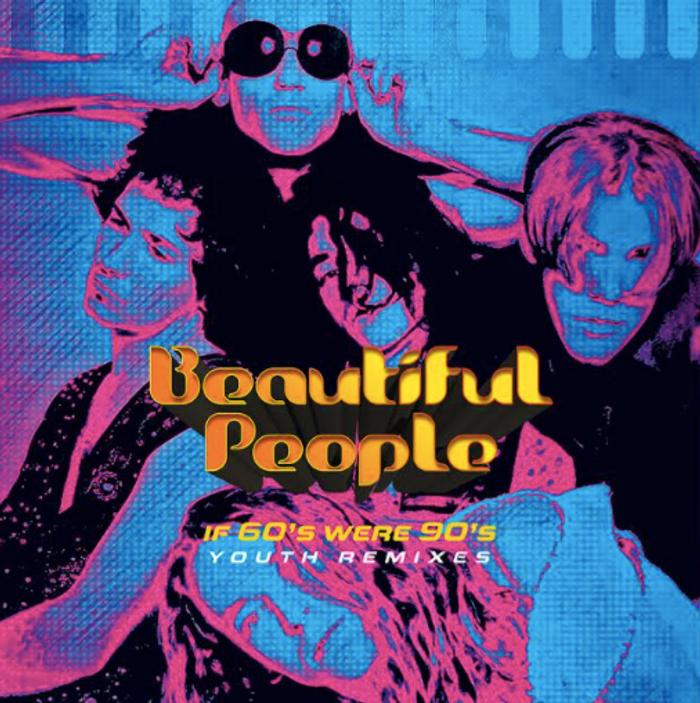 Youth Remixes 1 CD - Beautiful People