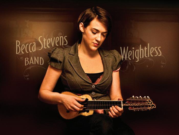 Weightless CD - Becca Stevens