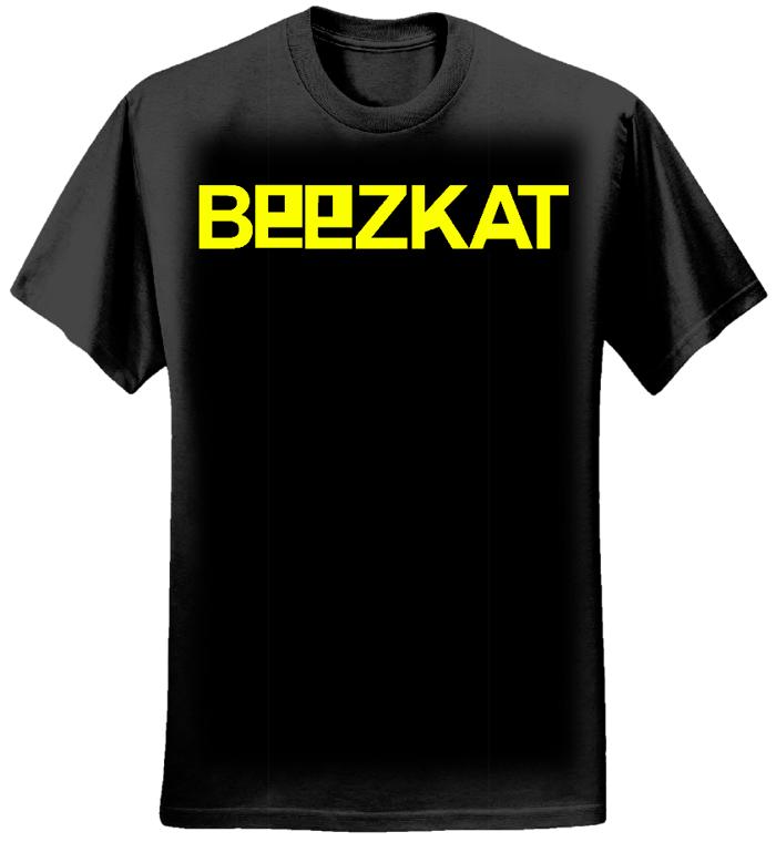 BEEZKAT T-shirt (womens) - Beezkat