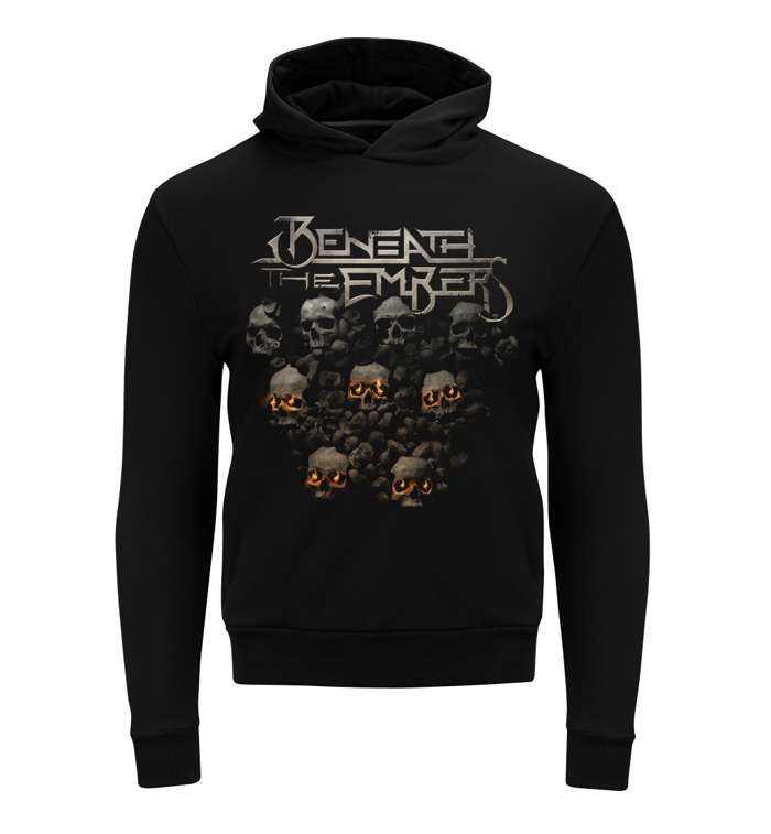 Beneath The Embers Skulls Hoodie (Unisex) - Beneath The Embers