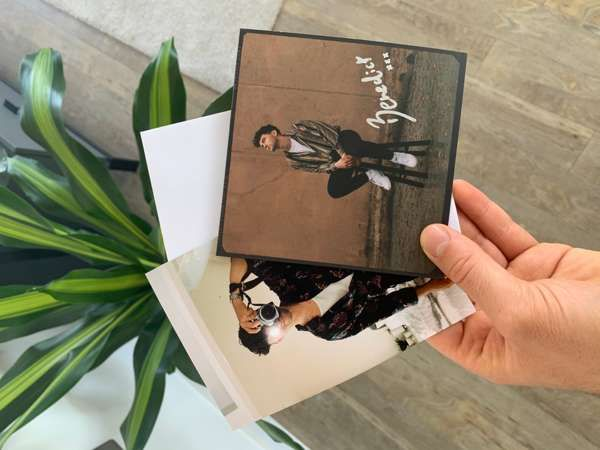 Piano Tapes V. II - Signed CD and Special Bundle - SOLD OUT - Benedict Cork