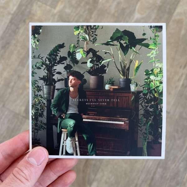 Secrets I'll Never Tell - CD - Benedict Cork