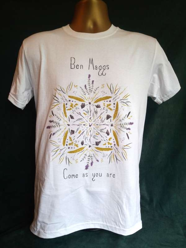 Ben Maggs 'Come as you are' T-shirt – Unisex - Ben Maggs