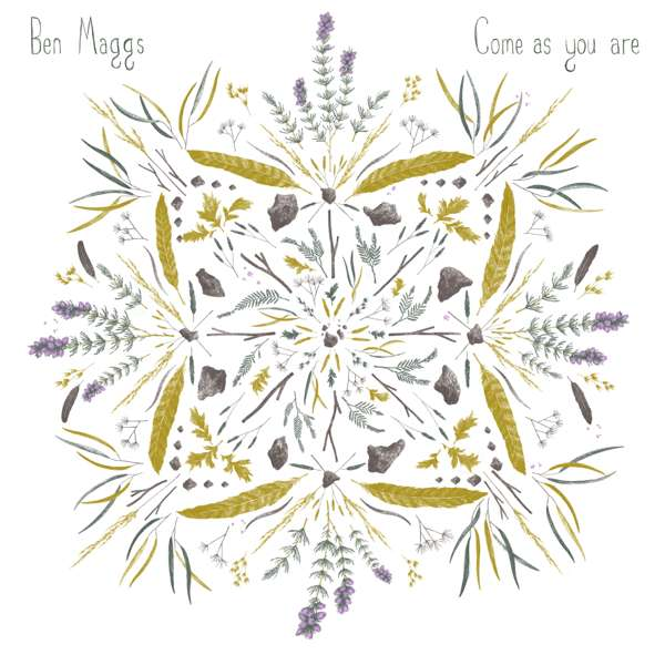 CD - 'Come as you are' - Ben Maggs