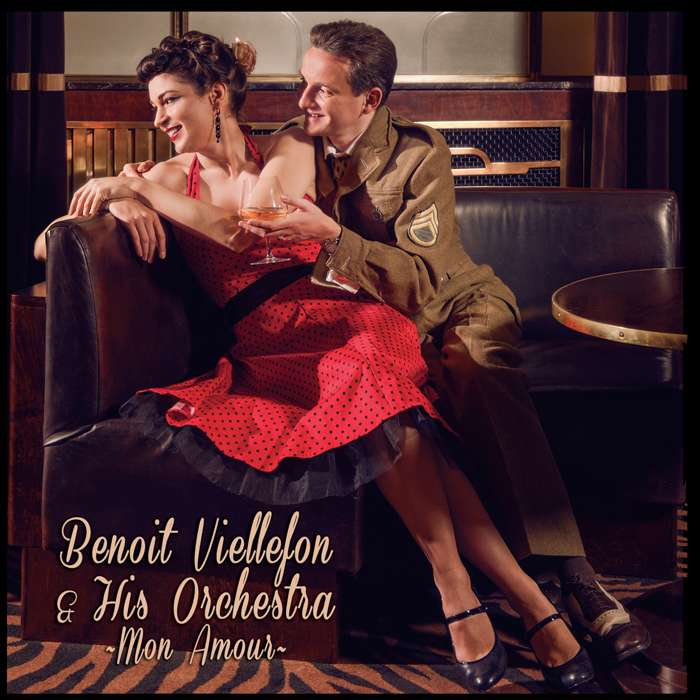 "The Orchestra ""Mon Amour"" ( CD Limited Edition ) - Benoit Viellefon"