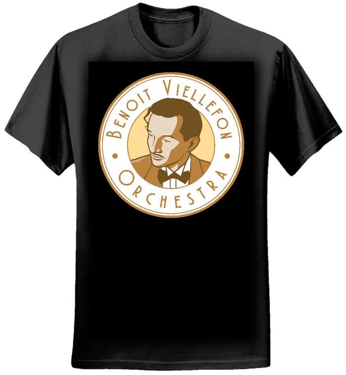 Women T-shirt (Organic Combed Cotton 145gsm) - Benoit Viellefon