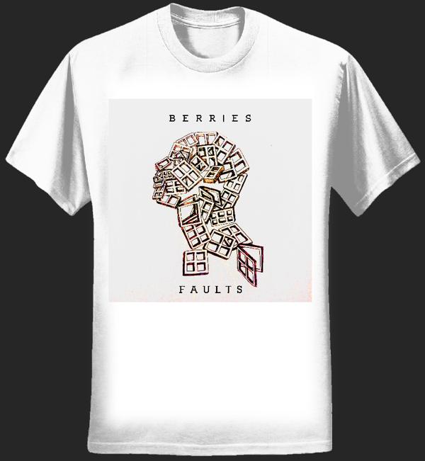 Faults T-shirt - BERRIES